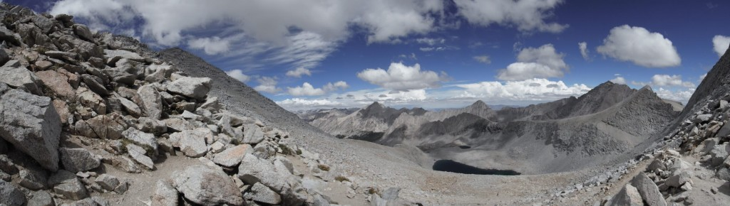 One of countless EPIC views from the JMT!